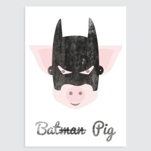 batman poster kinderkamer