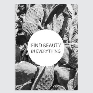 fotografie zwart wit beauty poster