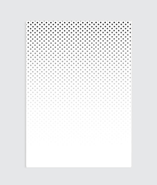 interieur poster zwart wit