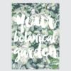 botanische poster botanic garden