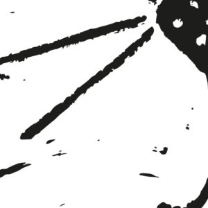 kinderkamer-poster-zwart-wit-zwartwit-hondje-dieren